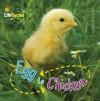 Egg To Chicken/Tadpole To Frog (Flip Me Over) (Qeb Life Cycles) - Camilla De la Bédoyère