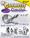 Geometry Practice: Examples and Practice (Middle/Upper Grades) - Barbara Sandall, Melfried Olson, Travis Olson