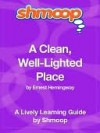 A Clean, Well-Lighted Place - Shmoop