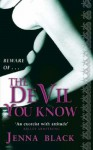The Devil You Know - Jenna Black