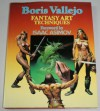 Fantasy art techniques - Boris Vallejo