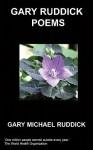Gary Ruddick Poems - G Ruddick