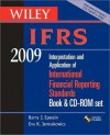 Wiley IFRS 2009, Book and CD ROM Set: Interpretation and Application of International Accounting and Financial Reporting Standards 2009 - Barry J. Epstein, Eva K. Jermakowicz