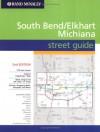 South Bend/Elkhart, Michiana Street Guide - Rand McNally