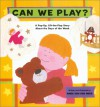 Can We Play: A Pop-Up, Lift-the-Flap Story About the days of the Week - Mara Van Der Meer