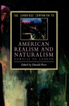 The Cambridge Companion to American Realism and Naturalism (Cambridge Companions to Literature) - Donald Pizer