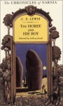 The Horse and His Boy (Chronicles of Narnia, #5) - C.S. Lewis, Pauline Baynes