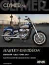 Clymer Harley Davidson FXD Dyna Series 2006-2011 (Clymer Motorcycle Repair) (Clymer Manuals: Motorcycle Repair) - Ed Scott