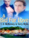 A Bid For Love - T.D. McKinney, Terry Wylis