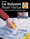 Car Bodywork Repair Manual - Lindsay Porter