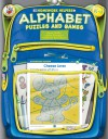 Alphabet Puzzles and Games, Grades K - 1 - Frank Schaffer Publications, Frank Schaffer Publications