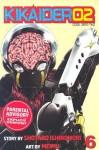 Kikaider Code 02: Volume 6 (Kikaider Code 02) - Shotaro Ishinomori