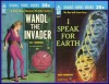 Wandl the Invader/I Speak for Earth - John Brunner, Ray Cummings