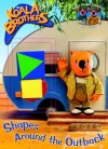 Shapes Around the Outback - Golden Books, Tom Brannon
