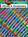 Words & Vocabulary Grades 4-5: Inventive Exercises to Sharpen Skills and Raise Achievement - Marjorie Frank, Imogene Forte, Sheri Preskenis