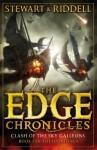 The Clash of the Sky Galleons (The Edge Chronicles: Quint Saga, #3) - Paul Stewart, Chris Riddell