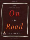 On the Road: The Original Scroll (MP3 Book) - Jack Kerouac, John Ventimiglia