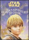 Anakin's Adventures to Color (Coloring Book) - Jesus Redondo, Michelle Knudsen