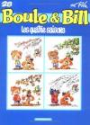 Boule & Bill 28: Les quatre saisons - Jean Roba
