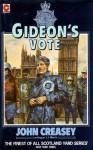 Gideon's Vote - John Creasey