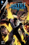 Justice League Beyond 2.0 (2013- ) #6 - Christos Gage, Iban Coello