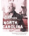 North Carolina Slave Narratives - Federal Writers' Project, Federal Writers' Project