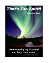 """THAT'S THE SPIRIT... how opening my Channel can help open yours."" - Jennifer Scott, Spirit Guides, Donn Resnick, Linda Levitt"
