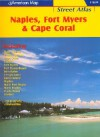 American Map Naples, Fort Myers & Cape Coral - Hammond World Atlas Corporation