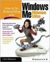 How to Do Everything with Windows, Millennium Edition - Curt Simmons