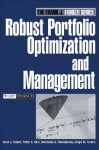 Robust Portfolio Optimization and Management (Frank J. Fabozzi) - Frank J. Fabozzi, Petter N. Kolm
