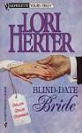 Blind-Date Bride - Lori Herter