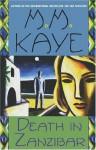 Death in Zanzibar - M.M. Kaye
