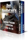 Don Pendleton's Science Fiction Collection, 3 Books Box Set, (The Guns of Terra 10; The Godmakers; The Olympians) - Don Pendleton