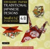 Origami Paper Traditional Japanese Designs Small - Periplus Editions