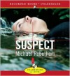 Suspect, The - Michael Robotham, Crispin Redman