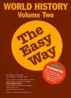 World History the Easy Way Volume Two (Barron's E-Z) - Charles A. Frazee, Frazee