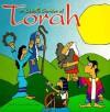 A Child's Garden of Torah: A Read-Aloud Bedtime Bible - Joel Lurie Grishaver