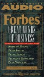 Forbes Great Minds of Business - John Wiley, Peter Lynch
