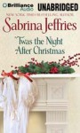Twas the Night After Christmas (Audio) - Sabrina Jeffries, Michael Page