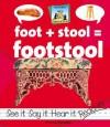 Foot+stool=footstool - Amanda Rondeau
