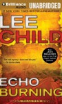 Echo Burning - Dick Hill, Lee Child