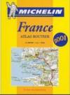 Michelin France Atlas Routier: index des localités - Michelin Travel Publications