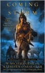 Coming of the Storm: Book One of Contact: The Battle for America - W. Michael Gear, Kathleen O'Neal Gear