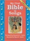 My First Bible in Songs - Anonymous, Frances Hook, Richard Hook, Mark D. Taylor