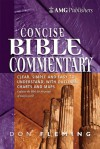 AMG Concise Bible Commentary - Don Fleming