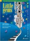 LITTLE GEMS FOR FLUTE AND PIANO VOLUME 1 BK/CD - Various, John Lenehan, Elena Duranm