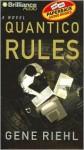 Quantico Rules (Audio) - Gene Riehl