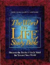 The Word In Life Study Bible Nkj: Discover The Truths Of God's Word For You And Your World - Anonymous