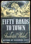 Fifty Roads to Town - Frederick Nebel