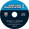 Alfred's Basic Mandolin Method 1 - Alfred Publishing Company Inc., Ron Manus, L C Harnsberger